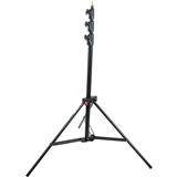 سه پایه نور مانفروتو Manfrotto Alu Master Air-Cushioned Stand (Black, 12') MA1004BAC
